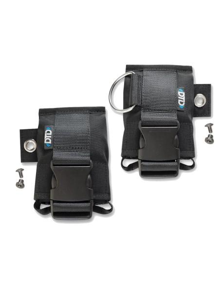DTD, porta lastre de backplate verticales