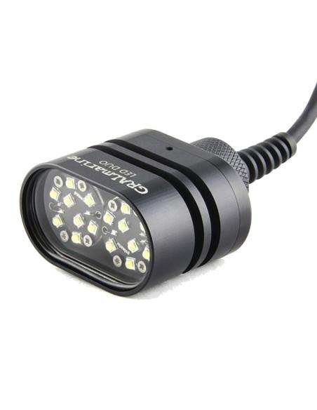 GRALmarine, cabezal LED 16 DUO Video