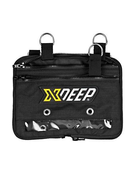 Xdeep Bolsillo expandible Cargo Pouch