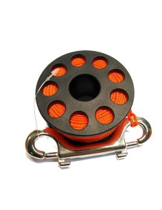 Carrete/Spool Naranja 30mt