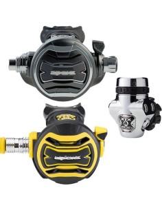 Apeks XTX 200 DIN Octopus XTX 40