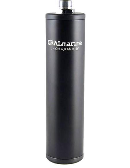 GRALmarine, 6,8Ah battery