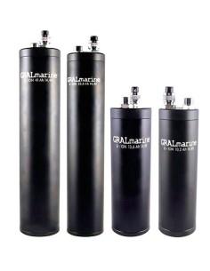 GRALmarine, baterías