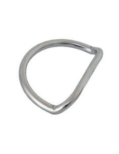 D-Ring curvada 50mm acero Inox OMS