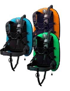 OMS  IQ Lite Backpack System 27lb