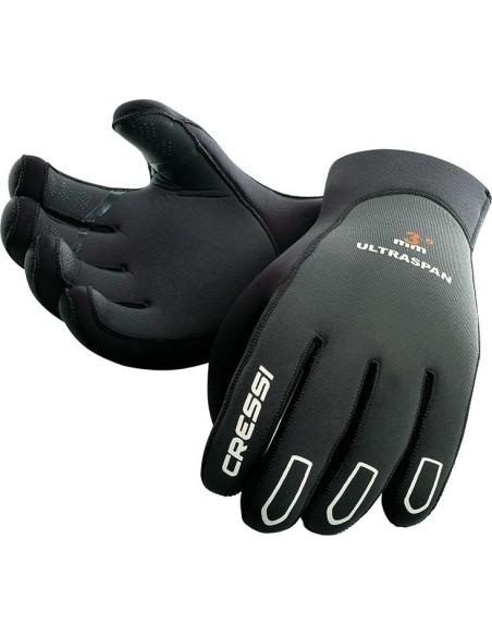 Cressi, guantes Ultraspan 3,5mm