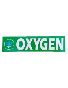 "Pegatina identificativa ""OXYGEN"" J.Dive"