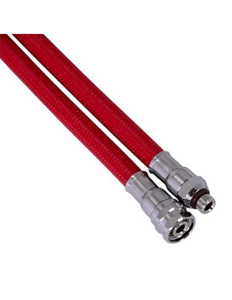ScubaFlex, Latiguillo regulador rojo