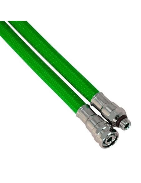 ScubaFlex, Latiguillo regulador verde