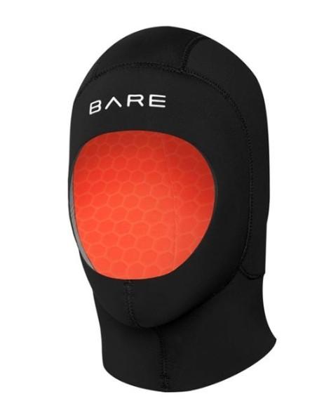 Capucha Bare Ultrawarmth 7 mm