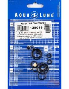 Aqualung, Kit de servicio 2ª etapa compensada