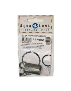 Aqualung, kit de servicio 2ª etapa Kronos