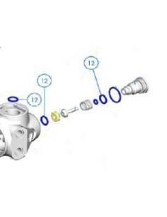 Apeks HP O-Ring of inner parts