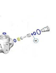 Apeks HP O-ring for main valve