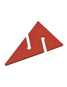 Flecha grande Roja