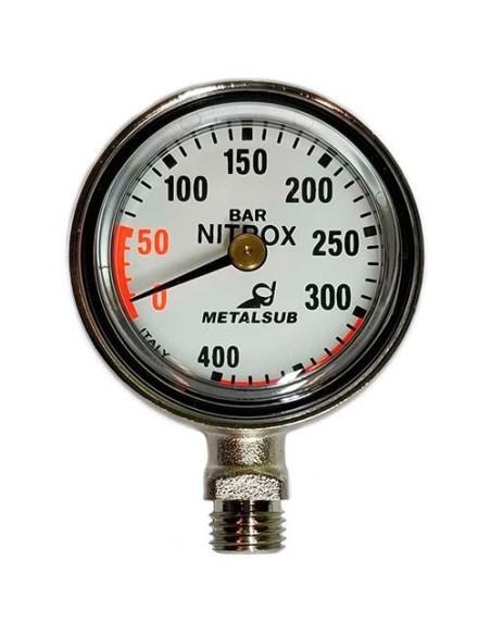 Manómetro Metalsub Nitrox