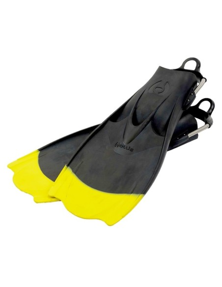 HOLLIS F1 Bat Fin Yellow