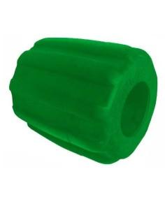 Green Rubber knob