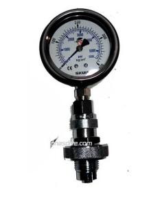 Manómetro de superficie