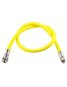 J.Dive Flex HQ Yellow inflator hose
