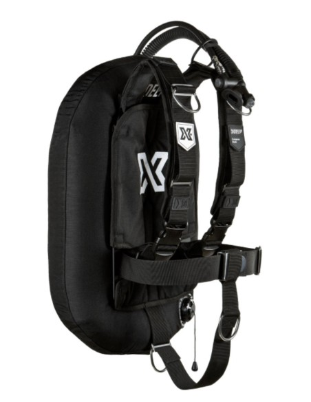 Xdeep ZEOS 28/38 lbs, Deluxe full set Acero