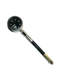 Pressure gauge + hose