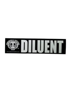 MEG DIL Tank Label